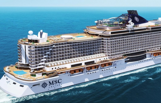 MSC Sea view